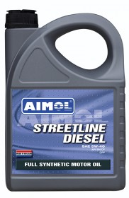 Моторное масло AIMOL Streetline Diesel 5W-40