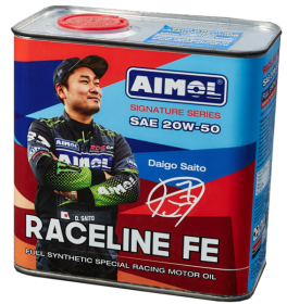 Моторное масло AIMOL Raceline FE 20W-50