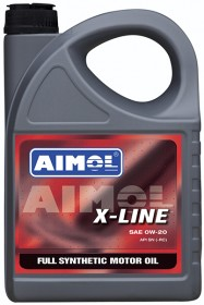 Моторное масло AIMOL X-Line 0W-20